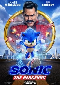 Poster Sonic the Hedgehog (sub)2D